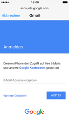 Apple iPhone SE - E-Mail - Konto einrichten (gmail) - 6 / 11