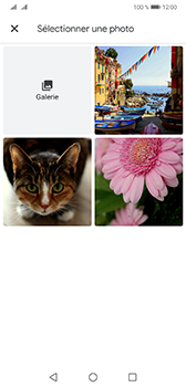 Huawei Mate 20 - MMS - envoi d'images - Étape 12