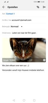 Huawei p-smart-2019-dual-sim-model-pot-lx1 - E-mail - Bericht met attachment versturen - Stap 15
