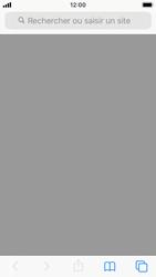 Apple iPhone SE - iOS 13 - Internet - Navigation sur Internet - Étape 2