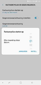 Samsung Galaxy J4 Plus - internet - mobiele data managen - stap 8