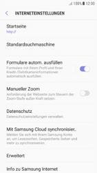 Samsung Galaxy A5 (2016) - Android Nougat - Internet und Datenroaming - Manuelle Konfiguration - Schritt 29