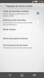Sony Xperia Z2 - Internet et roaming de données - Configuration manuelle - Étape 6