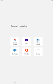 Samsung galaxy-tab-a-10-1-lte-2019-sm-t515 - E-mail - 032c. Email wizard - Outlook - Stap 7