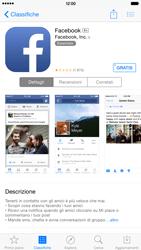 Apple iPhone 6 Plus - iOS 8 - Applicazioni - Configurazione del negozio applicazioni - Fase 7