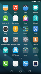 Huawei Ascend G7 - Internet - Activar o desactivar la conexión de datos - Paso 3