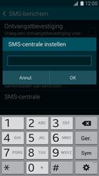 Samsung Galaxy K Zoom 4G (SM-C115) - SMS - Handmatig instellen - Stap 8