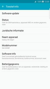 Samsung G928F Galaxy S6 edge plus - Software update - update installeren zonder PC - Stap 5