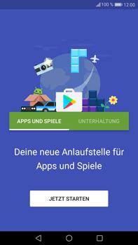 Huawei Mate 9 - Apps - Einrichten des App Stores - Schritt 17