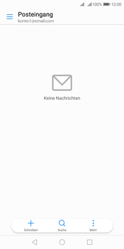 Huawei Y7 (2018) - E-Mail - Manuelle Konfiguration - Schritt 3