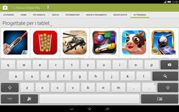 Sony Xperia Tablet Z2 LTE - Applicazioni - Installazione delle applicazioni - Fase 14