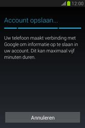 Samsung S6790 Galaxy Fame Lite - apps - account instellen - stap 23