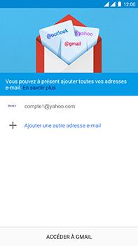 OnePlus 3 - Android Oreo - E-mail - Configuration manuelle (yahoo) - Étape 13