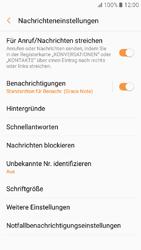 Samsung Galaxy A3 (2017) - SMS - Manuelle Konfiguration - Schritt 6
