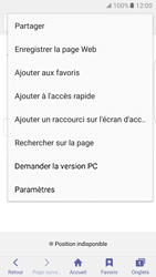 Samsung Galaxy S7 Edge (G935) - Internet - navigation sur Internet - Étape 17