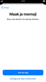 Apple iPhone 8 Plus - iOS 13 - MMS - afbeeldingen verzenden - Stap 3