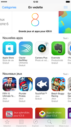 Apple iPhone 6 Plus - Applications - Créer un compte - Étape 4