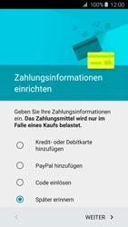 Samsung Galaxy A5 (2016) - Apps - Konto anlegen und einrichten - 19 / 21