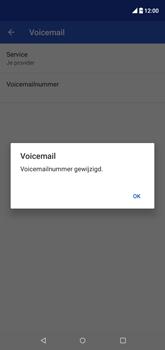 Wiko View 2 - Voicemail - handmatig instellen - Stap 11