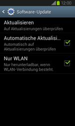 Samsung Galaxy Express - Software - Installieren von Software-Updates - Schritt 7