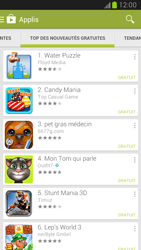 Samsung Galaxy Note 2 - Applications - Télécharger une application - Étape 11