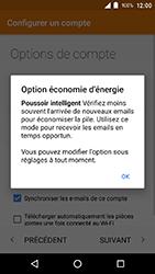 Crosscall Action X3 - E-mails - Ajouter ou modifier votre compte Outlook - Étape 12