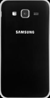 Samsung Galaxy J5 - SIM-Karte - Einlegen - 1 / 1