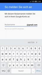 Samsung Galaxy A5 (2017) - Android Nougat - Apps - Einrichten des App Stores - Schritt 10