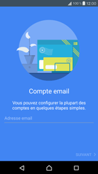 Sony Xperia X Compact - E-mail - 032c. Email wizard - Outlook - Étape 6