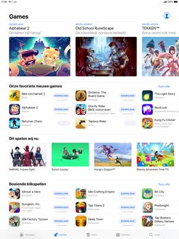 Apple ipad-pro-12-9-2nd-generation-ios-12 - Applicaties - Downloaden - Stap 5