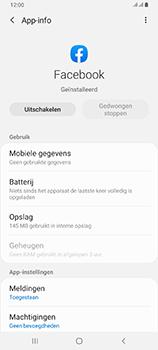 Samsung Galaxy A80 - apps - apps afsluiten - stap 8