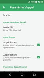 Acer Liquid Z320 - Messagerie vocale - configuration manuelle - Étape 5