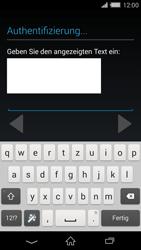 Sony Xperia Z2 - Apps - Konto anlegen und einrichten - Schritt 17