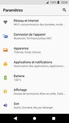 Sony Xperia XA2 - Réseau - Sélection manuelle du réseau - Étape 4