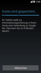Huawei Ascend Y530 - Apps - Konto anlegen und einrichten - 17 / 23