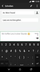 HTC Desire 620 - MMS - Erstellen und senden - 15 / 22