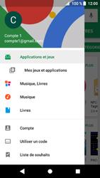 Sony Xperia XZ1 - Applications - Comment vérifier les mises à jour des applications - Étape 5