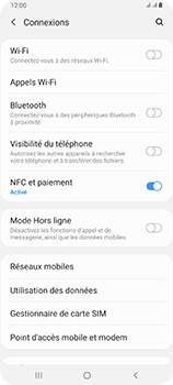 Samsung Galaxy A80 - MMS - Configuration manuelle - Étape 5