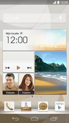 Huawei Ascend P6 LTE - E-mail - Handmatig instellen - Stap 1