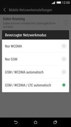 HTC Desire 620 - Netzwerk - Netzwerkeinstellungen ändern - Schritt 6