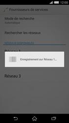 Sony Xperia Z2 - Réseau - Sélection manuelle du réseau - Étape 11