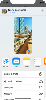 Apple iPhone 11 Pro - Photos, vidéos, musique - Prendre une photo - Étape 13