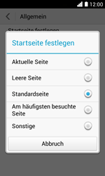 Huawei Ascend Y330 - Internet - Apn-Einstellungen - 1 / 1