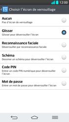 LG G2 - Sécuriser votre mobile - Activer le code de verrouillage - Étape 7