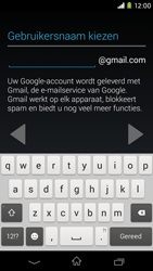 Sony Xperia M2 - apps - account instellen - stap 8