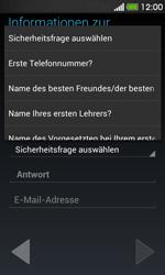 HTC Desire 500 - Apps - Konto anlegen und einrichten - Schritt 14
