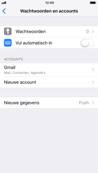 Apple iPhone 6s - iOS 12 - E-mail - handmatig instellen (gmail) - Stap 9