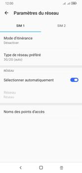 Alcatel 1S (2020) - Internet et connexion - Activer la 4G - Étape 6