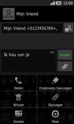 LG P940 PRADA phone by LG - MMS - Afbeeldingen verzenden - Stap 7
