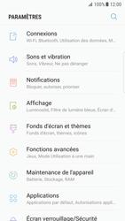Samsung G935 Galaxy S7 Edge - Android Nougat - Wi-Fi - Accéder au réseau Wi-Fi - Étape 4